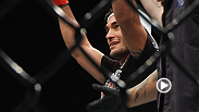 The Ultimate Fighter Nations winner Elias Theodorou discusses his first UFC win post-show, a hard-fought decision win over Bruno Santos at Fight Night Halifax.