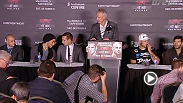 Hear from welterweight Rory MacDonald and the rest of the big winners from Fight Night Halifax at the post-fight press conference.