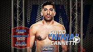 Team Werdum's Guido Cannetti knows he will make it to the UFC and wants to be an inspiration to Argentinians everywhere. Watch him in the Octagon on Tuesday in an all-new episode of The Ultimate Fight Latin America.