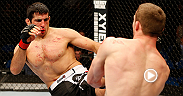 Lightweight Beneil Dariush uses perfect technique to earn a submission victory over Tony Martin. Watch Dariush battle Diego Ferreira at UFC 179 in Rio de Janeiro, Brazil.