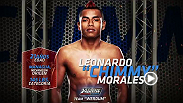 Team Werdum fighter and Nicaragua native Leonardo Morales talks about the opportunity of a lifetime fighting on The Ultimate Fighter and what it means to represent his country.