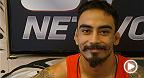 """José """"Teco"""" Quiñonez no solo ama pelear, también ama los perros. Aquí comparte este amor. Vealo enfrentarse a Marcos Beltrán por un cupo en la final de THe Ultimate Fighter Latinoamérica."""