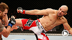 """No. 4 ranked light heavyweight contender Glover Teixeira puts up a fight with All-American wrestler Ryan """"Darth"""" Bader. Watch Teixeira take on Phil Davis in the co-main event at UFC 179 in Rio de Janeiro, Brazil."""