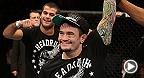 Vea a Scott Jorgensen enfrantarse a Wilson Ries en UFC 179.