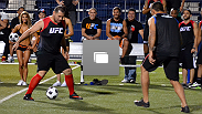 Ultimate Fighter coaches Cain Velasquez and Fabricio Werdum go head-to-head in penalty kicks for a chance at a stack of cash for themselves and team members! Watch the full episode exclusively on UFCFIGHTPASS.com!