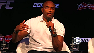 Hear from the legendary Anderson Silva from Brazil as he talks about his recovery from a broken leg and his comeback. He'll face Nick Diaz in a super fight in Las Vegas on Jan. 31, 2015 at UFC 183.