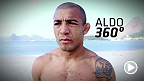 UFC featherweight champion Jose Aldo talks about accomplishing his dream, and what his goals are for the rest of his career. He faces Chad Mendes in the main event of UFC 179 on Oct. 25.