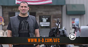 Cain Velasquez invites you to vote in the Harley Davidson - Hometown Throw-down, vote to bring this bash to your hometown! Vote Now at www.H-D.com/UFC