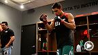 """Yair """"El Pantera"""" Rodríguez es el primer peleador en pasar a la final de The Ultimate Fighter Latinaomérica, al vencer a su propio compañero de equipo. Vealo Pelear en UFC 180 para convertirse en The Ultimate Fighter."""