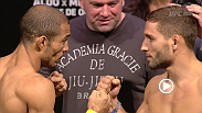 Watch the official weigh-in for UFC 179: Aldo vs. Mendes 2