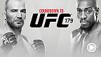 """UFCカウントダウンがUFC 179に参戦するトップファイター達のキャンプに潜入。タイトル戦で敗北を喫したグローヴァー・テイシェイラがフィル""""Mr.ワンダフル""""デイヴィスを相手に復活を目指す。"""