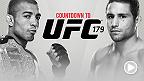 Countdown vous emmène dans les coulisses de l'UFC 179 alors que trois Brésiliens se préparent en vue de leur affrontement. Le champion poids plume, Jose Aldo, accueillera son rival. Chad Mendes, qui voit ce combat comme une chance de rédemption.