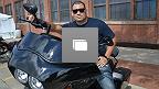 Durante las celebraciones del 110 aniversario de Harley Davidson Cain Velásquez asistió a UFC 164 y aprovechó para conocer el museo de Harley Davidson. (Fotos por Juan Cárdenas)