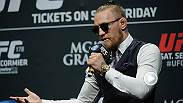 Watch the fight club Q&A with featherweight Conor McGregor live Friday, October 24 at 1pm/10am ETPT.