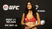 UFC Octagon Girl Arianny Celeste sits down with Diane Tauzon of CBS news in Las Vegas for an in-depth interview about her life and career.