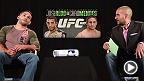 채드 멘데스가 존 아닉과 함께 조제 알도와의 지난 경기를 되돌아봤다. 그는 UFC 179에서 페더급 챔피언 조제 알도에게 재도전장을 내민다.