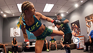 Check out Felice Herrig's week of practice leading up to her rematch against Heather Clark. Tune in to an all-new episode of The Ultimate Fighter this Wednesday on FOX Sports 1!