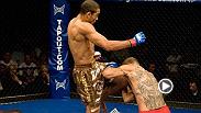Lembra dessa? Em junho de 2009, no WEC 41, José Aldo acertou uma joelhada voadora
