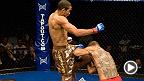 Lembra dessa? Em junho de 2009, no WEC 41, José Aldo acertou uma joelhada voadora dupla no americano Cub Swanson e nocauteou o adversário em apenas oito segundos.   UFC 179: ingressos à venda em - on.ufc.com/ufcingressoscrio