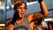 Norte-americano acredita que seu companheiro de treino vencerá José Aldo com um ground and pound nos últimos rounds.   *Garanta seu ingressos em - on.ufc.com/ufcingressoscrio