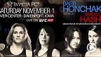 Barb Honchak y Vanessa Porto se enfrentaron por el campeonato mosca de Invicta FC. Vea a Honchak defender el título mosca contra Takayo Hashi en Invicta FC 9 en vivo por UFC NETWORK.