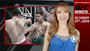 UFC Minute host Lisa Foiles updates fans on the latest episode of The Ultimate Fighter Latin America, Henry Cejudo's UFC debut, and the return of UFC Embedded for UFC 179.