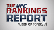 The Rankings Report is a new weekly UFC.com series that gives you, the fans, a more in-depth look into the official UFC rankings. This week Matt Parrino and Forrest Griffin look ahead to UFC 179 and talk about Georges St-Pierre.