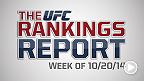 랭킹 리포트에서 최신 UFC 공식 랭킹을 파헤친다. 맷 파리노와 포레스트 그리핀이 UFC 179를 앞두고 랭킹을 되짚어보았다. GSP에 대한 언급도 빠뜨리지 않았다.