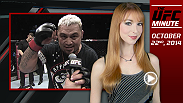 UFC Minute host Lisa Foiles updates fans on Cain Velasquez' injury, the return of The Ultimate Fighter, and today's all-new Dana Download.