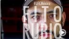 """La primera pelea por fuera de TUF Latinoamérica de Rodolfo """"Fito"""" Rubio está lista para darse en Fight Night Uberlandia. Será contra Diego Rivas, quien también hizo parte de TUF."""