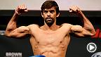Lutador se diz mais confortável nos leves e que não se assusta com a experiência do adversário japonês Naoyuki Kotani.  - UFC 179 só no Canal Combate -on.ufc.com/ufc179assita