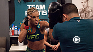 Take a look at the fight between Felice Herrig and Heather Clark, in dramatic photo fashion!