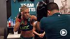 Voyez le combat opposant Felice Herrig et Heather Clark en images des plus percutantes!