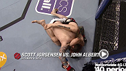 In this MetroPCS Move of the Week; Scott Jorgensen seals the victory over John Albert with a first-round submission.