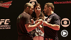 UFC 179 stars take part in an open workout for fans in Rio! Hear from headliners Jose Aldo and Chad Mendes, plus co-main event fighters Phil Davis and Glover Teixeira on how they all prepared for Saturday's event!