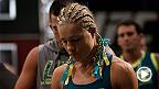 Aquí toda la acción del capítulo 5 de The Ultimate Fighter: Una Campeona Será Coronada donde se enfrentaron Heather Clark vs Felice Herrig.