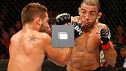 UFC 179: Aldo vs Mendes 2 at Maracanazinho on October 25, 2014 in Rio de Janeiro, Brazil.
