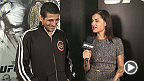 UFC correspondent Megan Olivi catches up with Beneil Dariush following his win over previous-undefeated Diego Ferreira at UFC 179.
