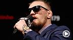Irlandês mandou parabéns para o campeão brasileiro, mas não perdeu a oportunidade de desafiá-lo.  - Confira os resultados do UFC179 - http://on.ufc.com/UFC179noRio