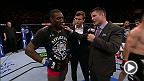 UFC 코멘테이터 브라이언 스탠이 UFC 179에서 글로버 테셰이라를 꺾은 코메인이벤트의 승자 필 데이비스를 만나보았다
