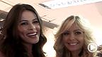 Octagon Girls do mostram os bastidores do UFC 179 Aldo x Mendes 2