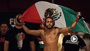 """Marco """"Pyscho"""" Beltrán, pelea por sus sueños y su único deseo es representar  la bandera mexicana con honor."""