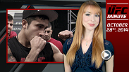 Lisa Foiles updates fans on the latest episode of The Ultimate Fighter Latin America, and Frank Mir's special appearance on The Rankings Report.
