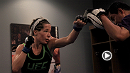 Team Melendez fighter Angela Magana puts in a hard week of practice as she prepares to face Aisling Daly in an all-new The Ultimate Fighter: A Champion Will Be Crowned!