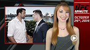 Lisa Foiles previews Wednesday's episode of The Ultimate Fighter and recaps the Michael Bisping-Luke Rockhold conference call.