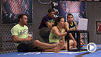 Angela Magana a discuté stratégie avec Gilbert Melendez en prévision de son combat contre Aisling Daly dans le tout nouvel épisode de la série The Ultimate Fighter: A Champion Will Be Crowned.