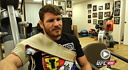UFC cameras tag along as Fight Night Sydney headliner Michael Bisping visits his physical therapist following his brawl with Cung Le at Fight Night Macao. Bisping works through a few of his injuries and asserts they won't hold him back against Rockhold.