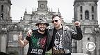 """Los peleadores mexicanos Augusto """"Dodger' Montaño y Juan """"Fenix"""" Puig hablan uno del otro, y de su relación durante los años que los han traído a la máxima organización de MMA en el mundo, el UFC."""