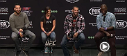 Watch the Fight Club Q&A with UFC middleweight champ Chris Weidman and fighters Matt Brown, Uriah Hall, and Alex Chambers.