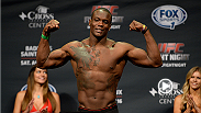Watch the official weigh-in for UFC Fight Night: Shogun vs. Saint Preux, live Friday, November 7 at 6pm GMT.